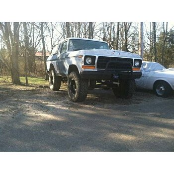 1978 Ford Bronco for sale 100947530
