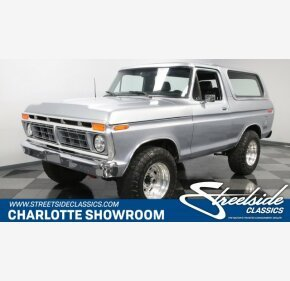 1978 Ford Bronco for sale 101243327