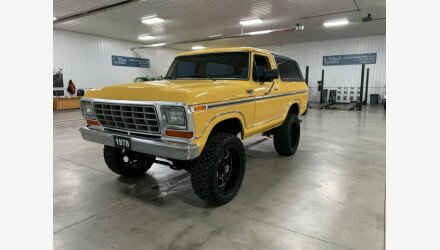 1978 Ford Bronco for sale 101245228