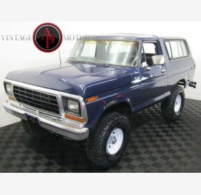 1978 Ford Bronco for sale 101285123