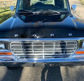 1978 Ford Bronco XLT for sale 101301866