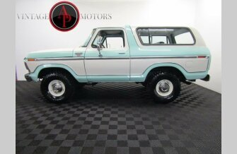 1978 Ford Bronco for sale 101322754