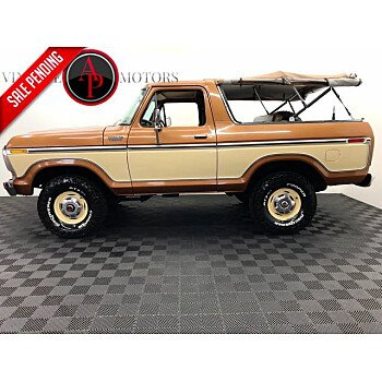 1978 Ford Bronco for sale 101341788