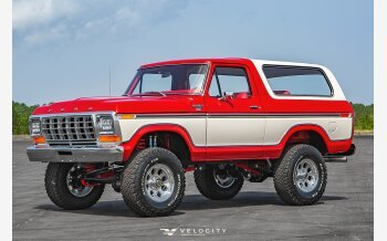 1978 Ford Bronco for sale 101353216