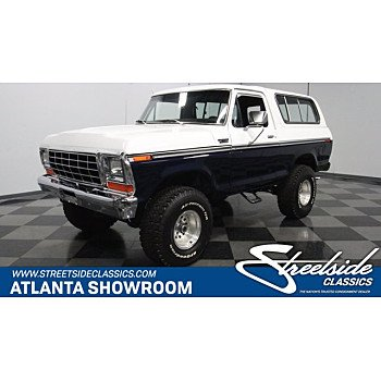 1978 Ford Bronco for sale 101373152