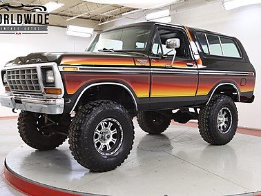 1978 Ford Bronco for sale 101400986