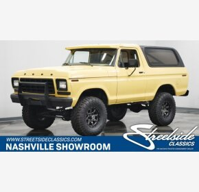 1978 Ford Bronco for sale 101418296