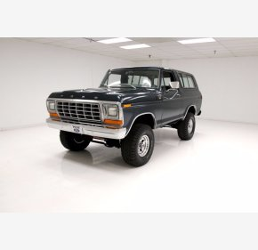 1978 Ford Bronco XLT for sale 101428652