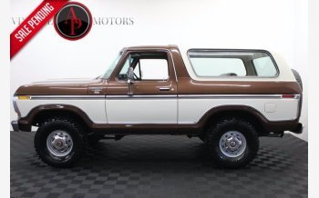 1978 Ford Bronco for sale 101488699