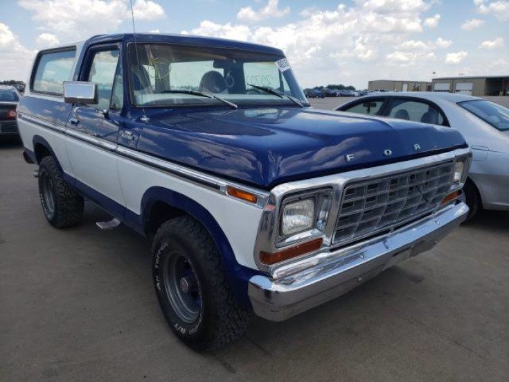 1978 Ford Bronco for sale 101597427