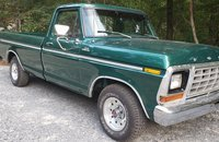 1978 Ford F100 2WD Regular Cab for sale 101221287