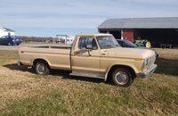 1978 Ford F100 2WD Regular Cab for sale 101243613