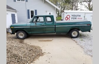 1978 Ford F150 2WD SuperCab for sale 100984311