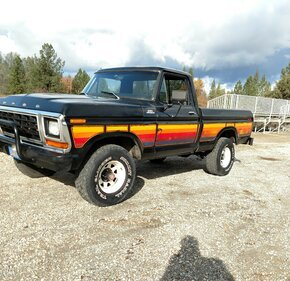 1978 Ford F150 4x4 Regular Cab for sale 101069550