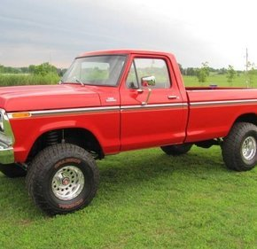 1978 Ford F150 for sale 101309200