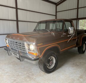 1978 Ford F150 4x4 Regular Cab for sale 101390049