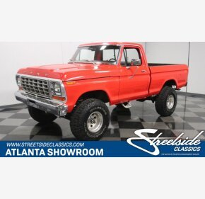 1978 Ford F150 for sale 101430309