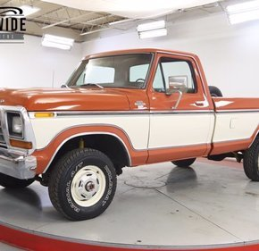 1978 Ford F150 for sale 101458443
