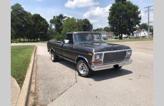1978 Ford F150 2WD Regular Cab for sale 101536198