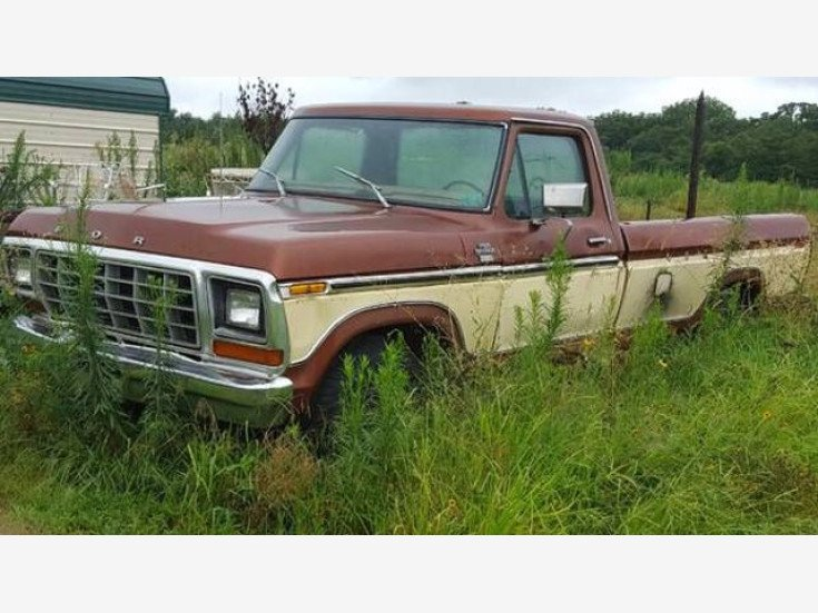 1978 Ford F150 for sale 101537488