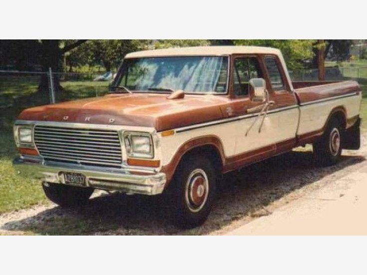 1978 Ford F250 For Sale Near Cadillac Michigan 49601 Classics On Autotrader