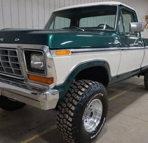 1978 Ford F250 for sale 101254255