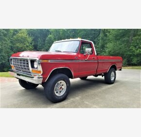 1978 Ford F250 for sale 101387083
