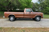 1978 Ford F350 2WD Regular Cab for sale 101125141