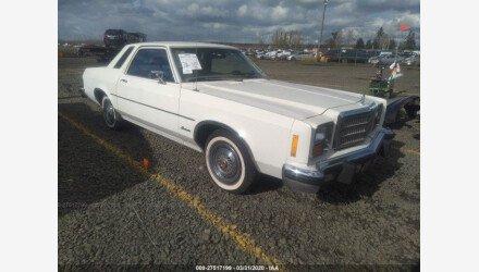 1978 Ford Granada for sale 101308606