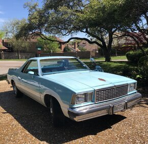 1978 GMC Caballero for sale 101327142