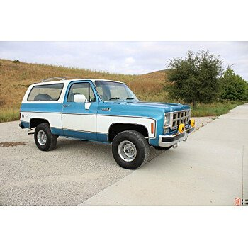 1978 GMC Jimmy for sale 101177594