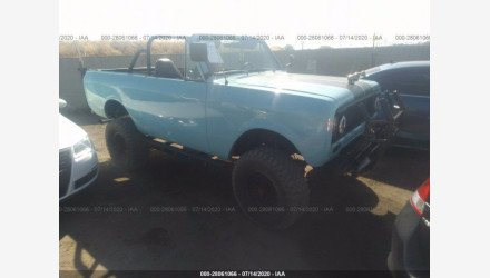 1978 International Harvester Scout for sale 101351148