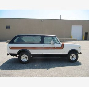 1978 International Harvester Scout for sale 101462020