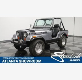 1978 Jeep CJ-5 for sale 101206516