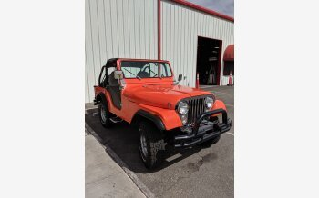 1978 Jeep CJ-5 for sale 101343589