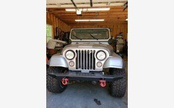 1978 Jeep CJ-7 for sale 101220557