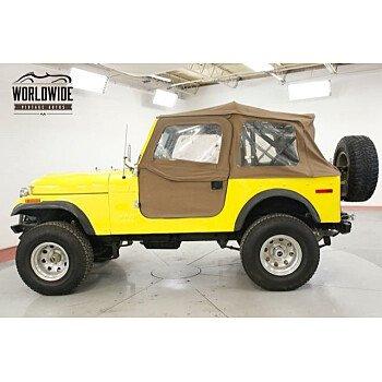 1978 Jeep CJ-7 for sale 101214072