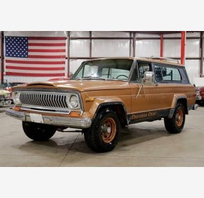 1978 Jeep Cherokee for sale 101273959