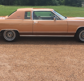 1978 Lincoln Continental for sale 101235617