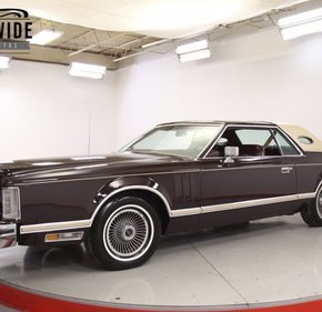 1978 Lincoln Continental for sale 101375488