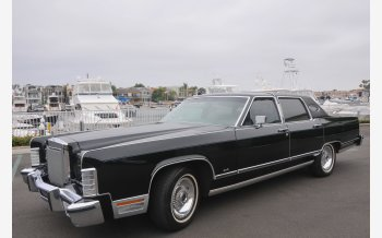 1978 Lincoln Continental for sale 101378387