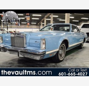 1978 Lincoln Continental for sale 101391986