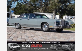 1978 Lincoln Continental for sale 101443965