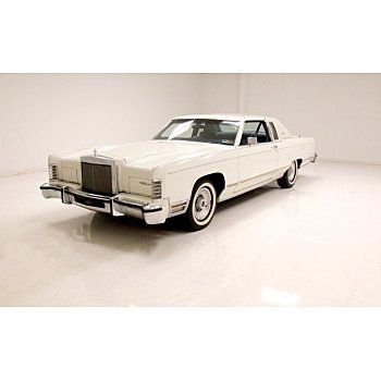 1978 Lincoln Continental for sale 101529453