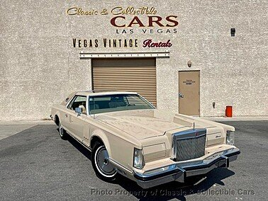 1978 Lincoln Continental for sale 101535041