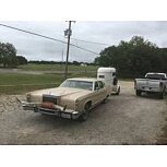 1978 Lincoln Continental for sale 101586187