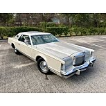 1978 Lincoln Continental for sale 101586267