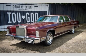 1978 Lincoln Continental for sale 101616661