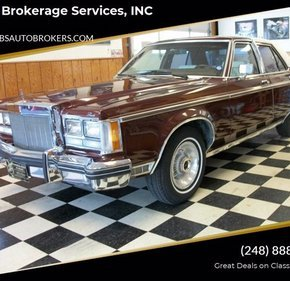 1978 Lincoln Versailles for sale 101330609