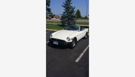 1978 MG MGB for sale 100846931